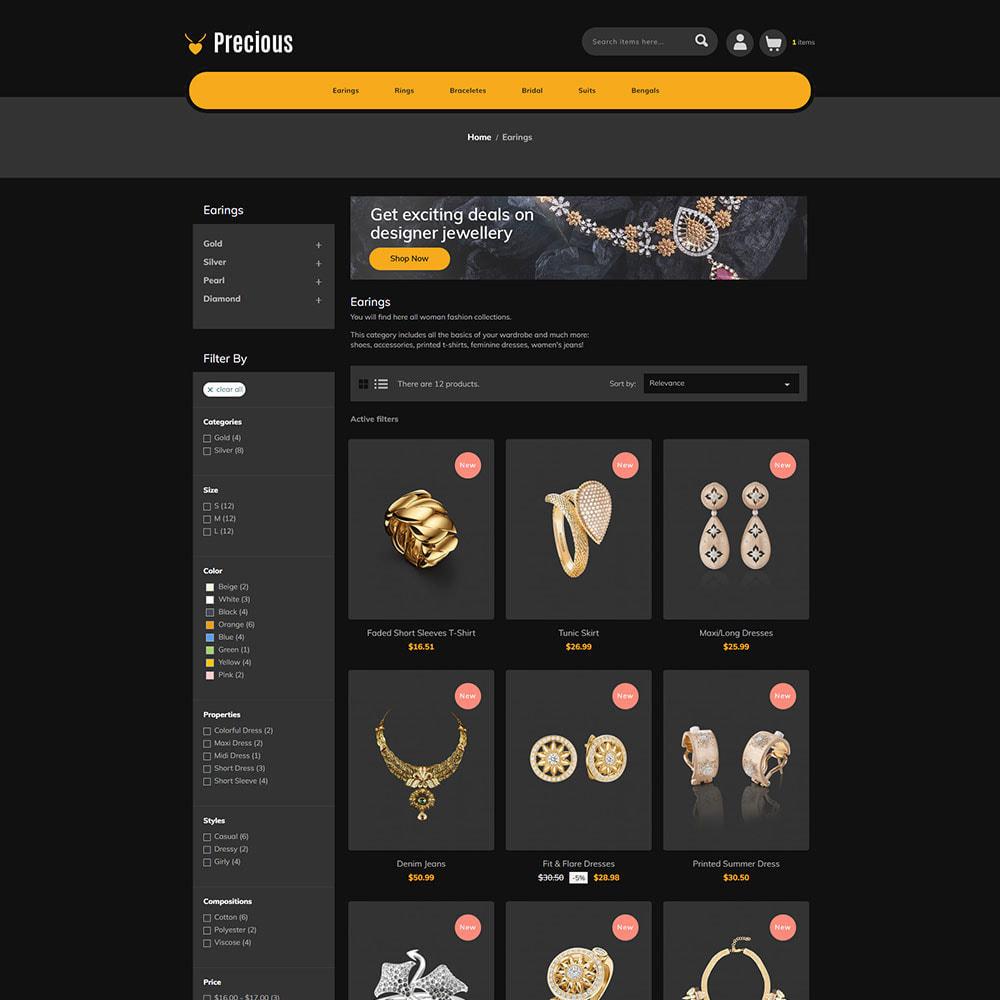 theme - Jewelry & Accessories - Jewellery Diamond Gold Silver - Precious Jewellery - 3