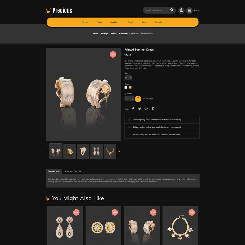 theme - Jewelry & Accessories - Jewellery Diamond Gold Silver - Precious Jewellery - 5