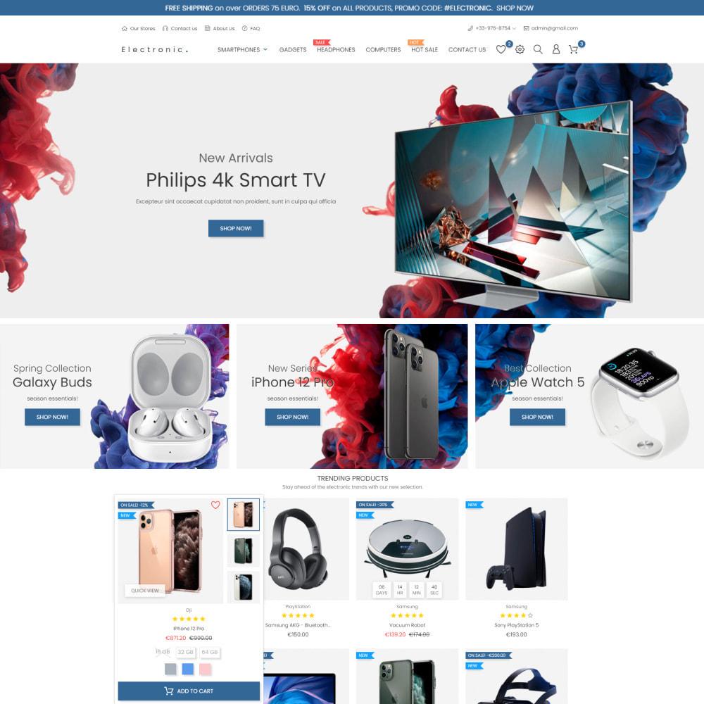 theme - Electrónica e High Tech - Electrónica e High Tech - Teléfonos, Relojes, Muebles - 3
