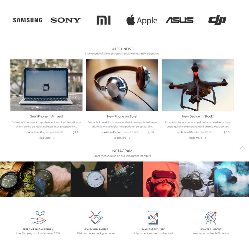 theme - Electrónica e High Tech - Electrónica e High Tech - Teléfonos, Relojes, Muebles - 5