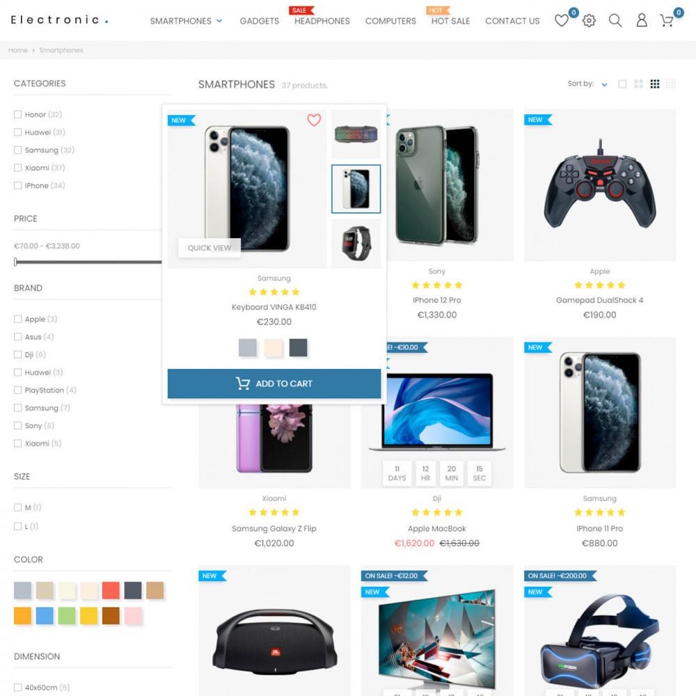 theme - Electrónica e High Tech - Electrónica e High Tech - Teléfonos, Relojes, Muebles - 6