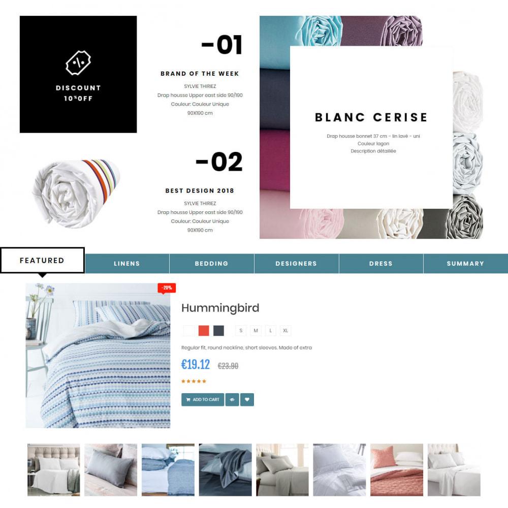 theme - Fashion & Shoes - Pillow & Mattress Store - 2