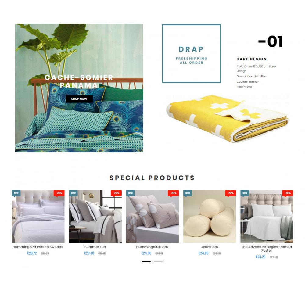 theme - Fashion & Shoes - Pillow & Mattress Store - 3