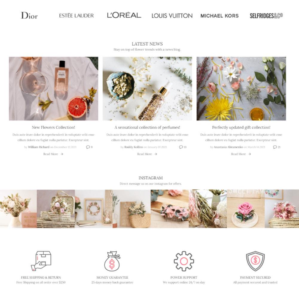 theme - Prezenty, Kwiaty & Uroczystości - Kwiaty i Prezenty - Uroda i Kosmetyki, Uroczystości - 4