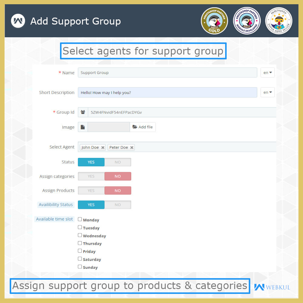 module - Supporto & Chat online - WhatsApp Live Chat | WhatsApp Share | WhatsApp Support - 8