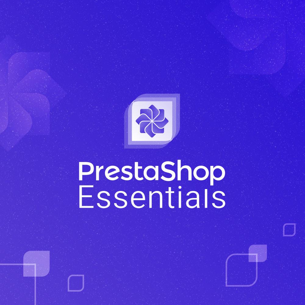 bundle - Prestashop Essentials - PrestaShop Essentials - 1