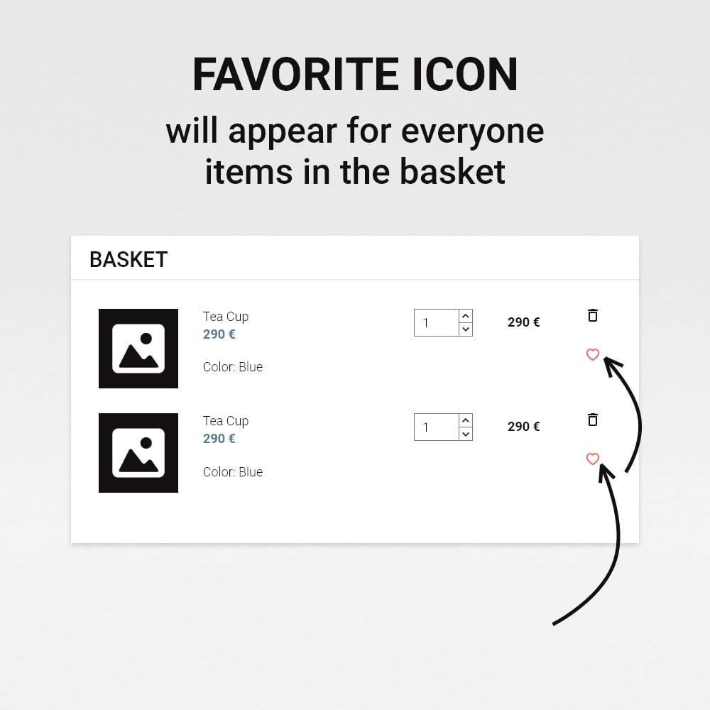 module - Wishlist & Gift Card - Wishlist / Favorite products - 9