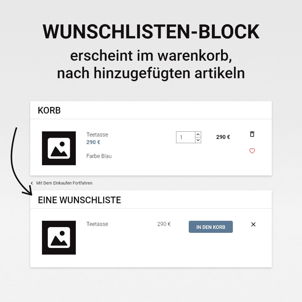 module - Wunschzettel & Geschenkkarte - Wunschliste - 10
