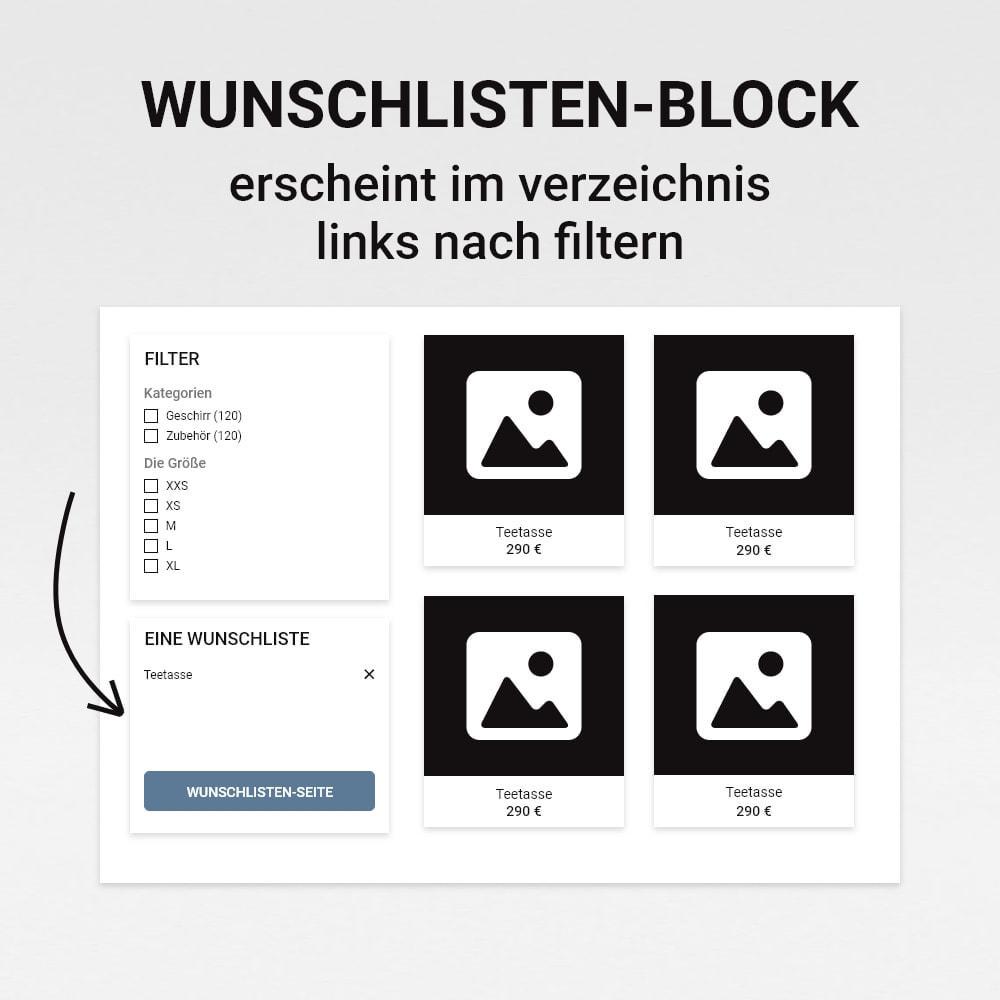 module - Wunschzettel & Geschenkkarte - Wunschliste - 11
