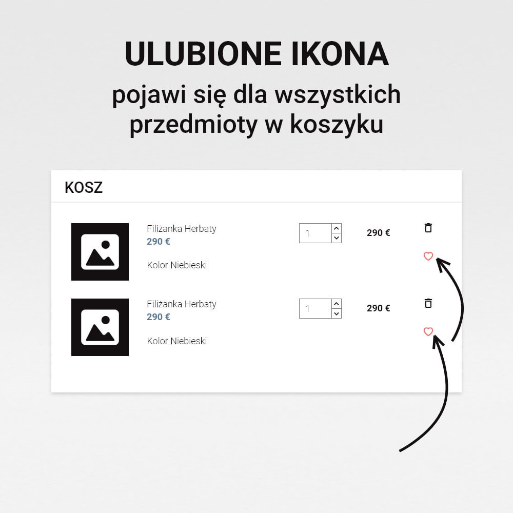 module - Lista życzeń & Karta podarunkowa - Lista życzeń - 9