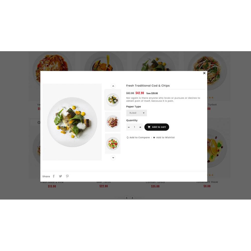 theme - Alimentation & Restauration - Gusto Food & Restaurants - 12