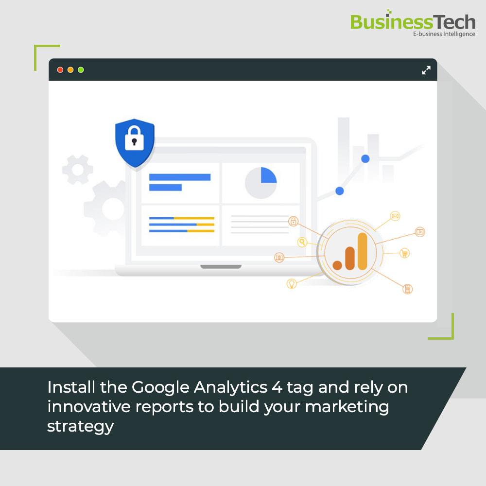 module - Informes y Estadísticas - Google Analytics : GA4 y Universal-Analytics - 1