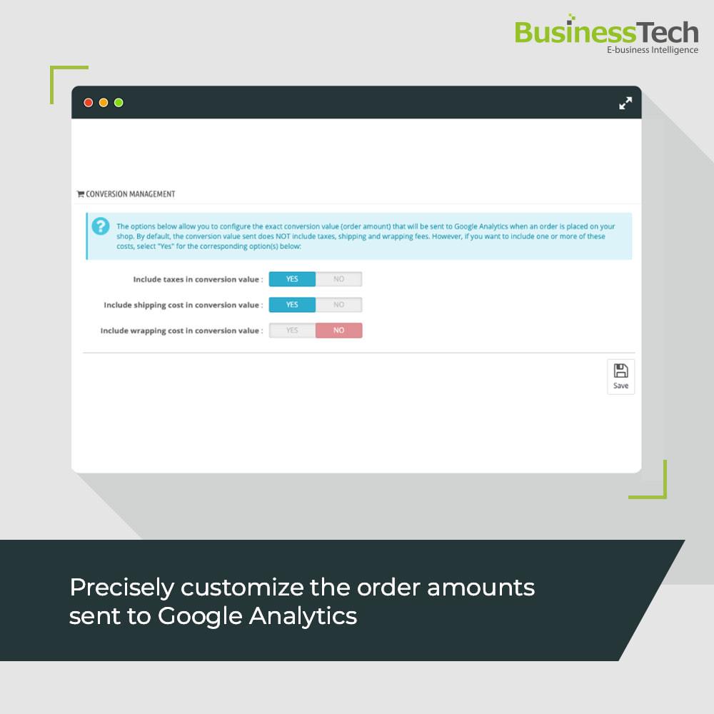 module - Informes y Estadísticas - Google Analytics : GA4 y Universal-Analytics - 5