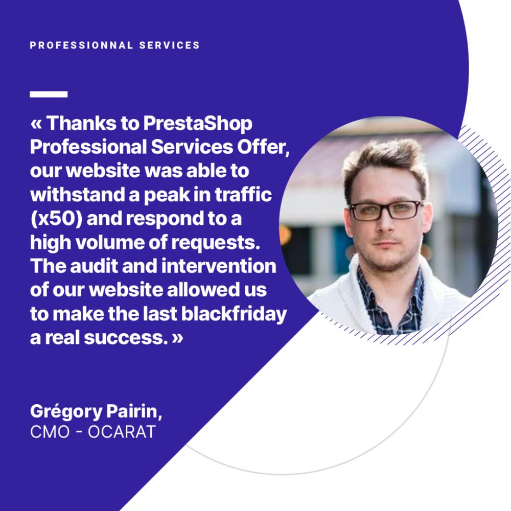 service - Website audit and optimization - PrestaShop Professional Services - 2
