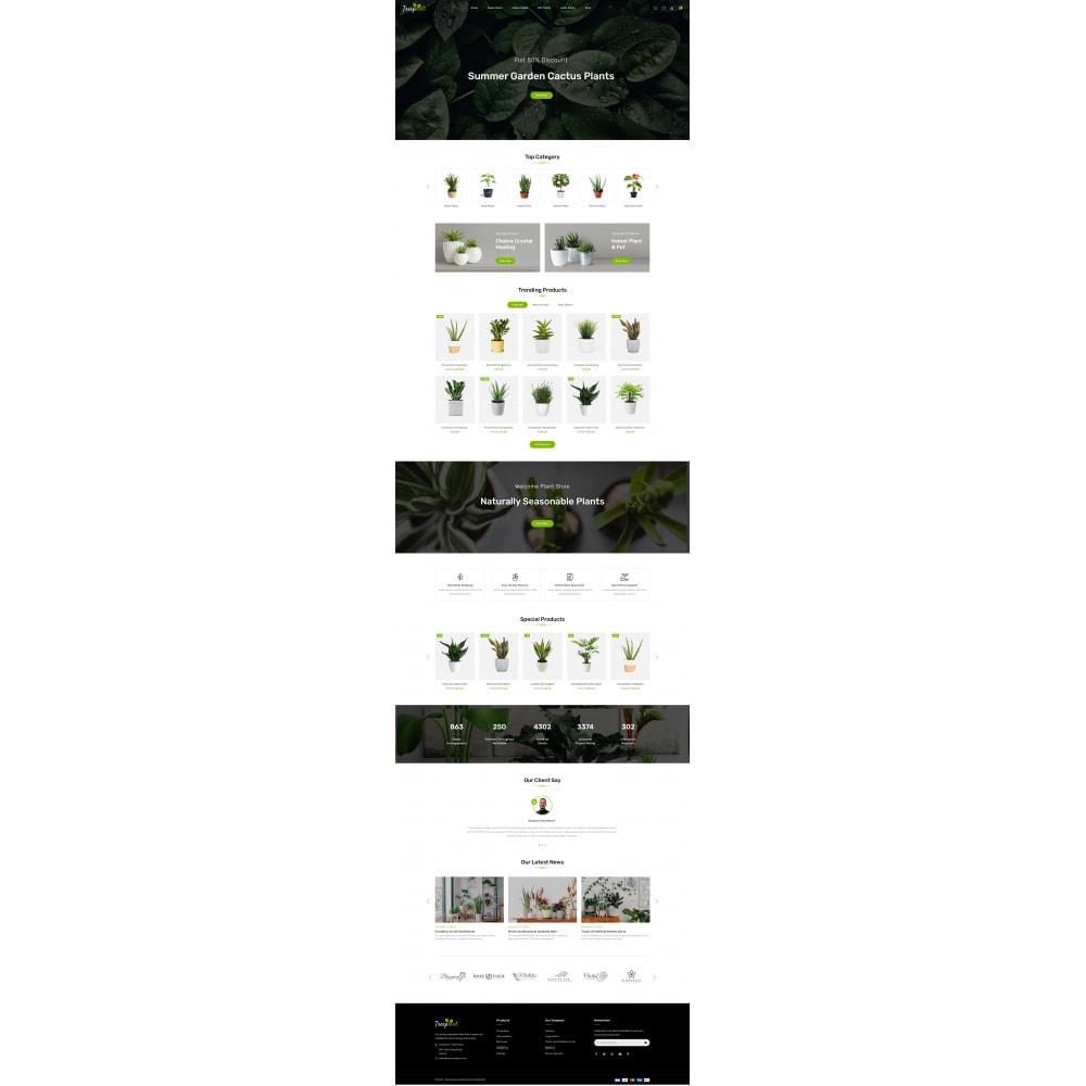 theme - Home & Garden - TreePlant - Garden Plant Store - 2