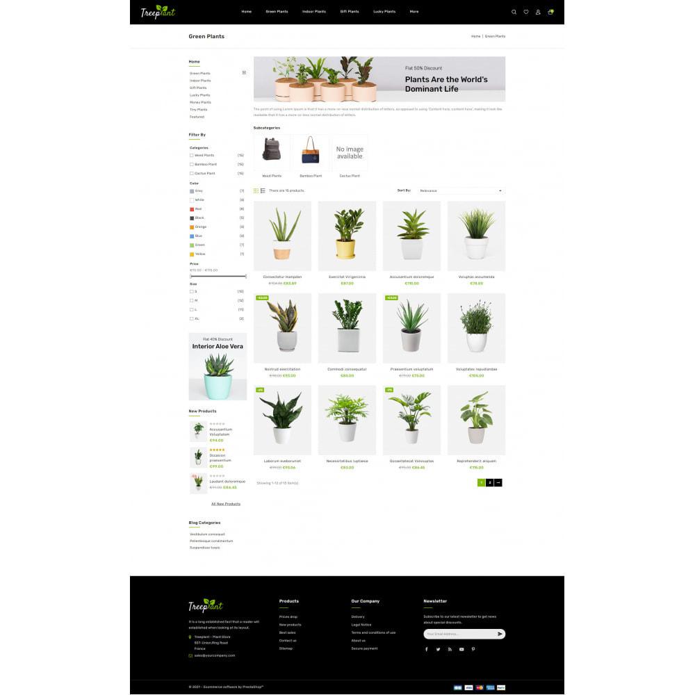 theme - Home & Garden - TreePlant - Garden Plant Store - 3