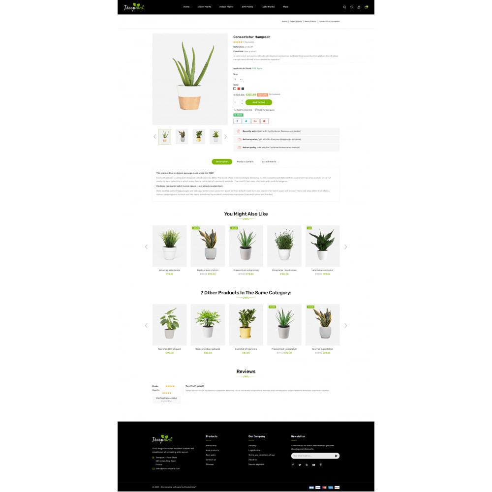 theme - Home & Garden - TreePlant - Garden Plant Store - 5