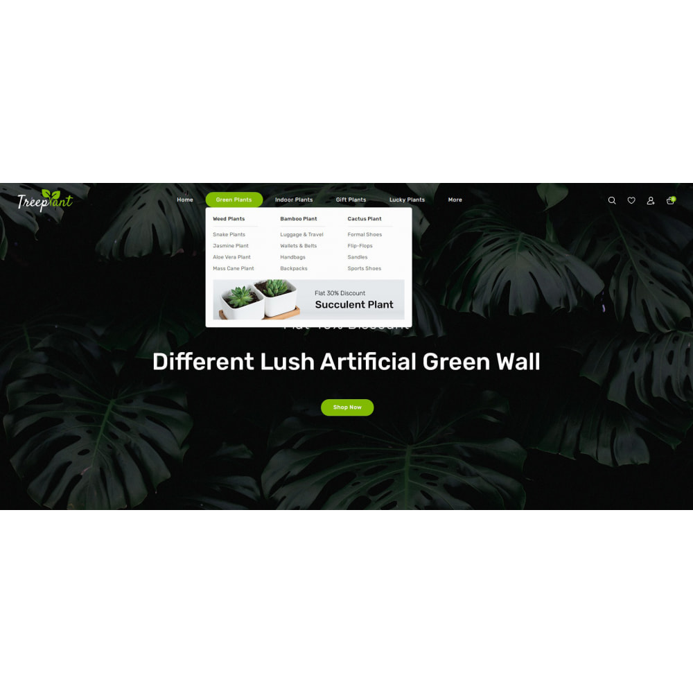 theme - Home & Garden - TreePlant - Garden Plant Store - 6