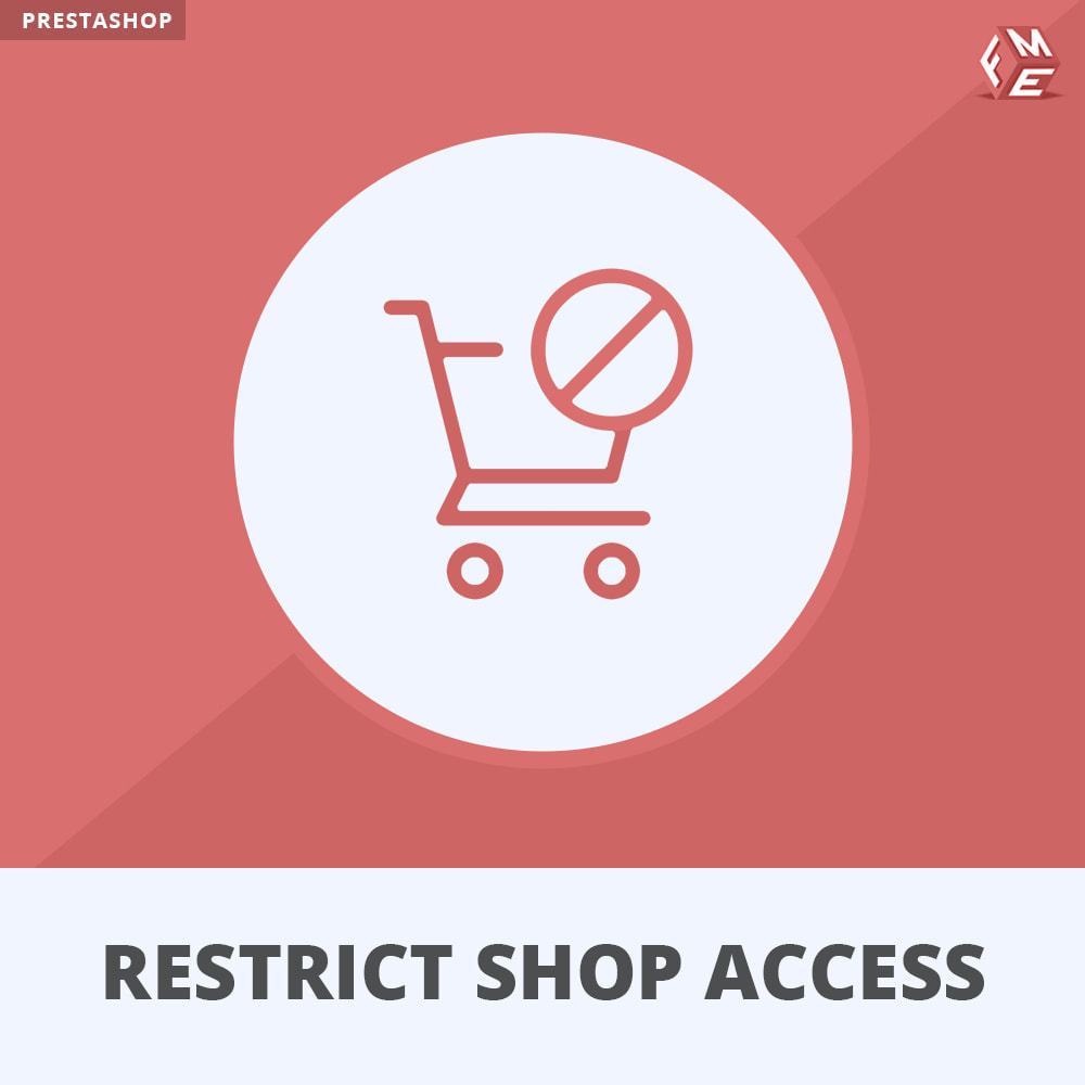 module - Security & Access - Restrict Access to Shop By IP, Country & User Agent - 1