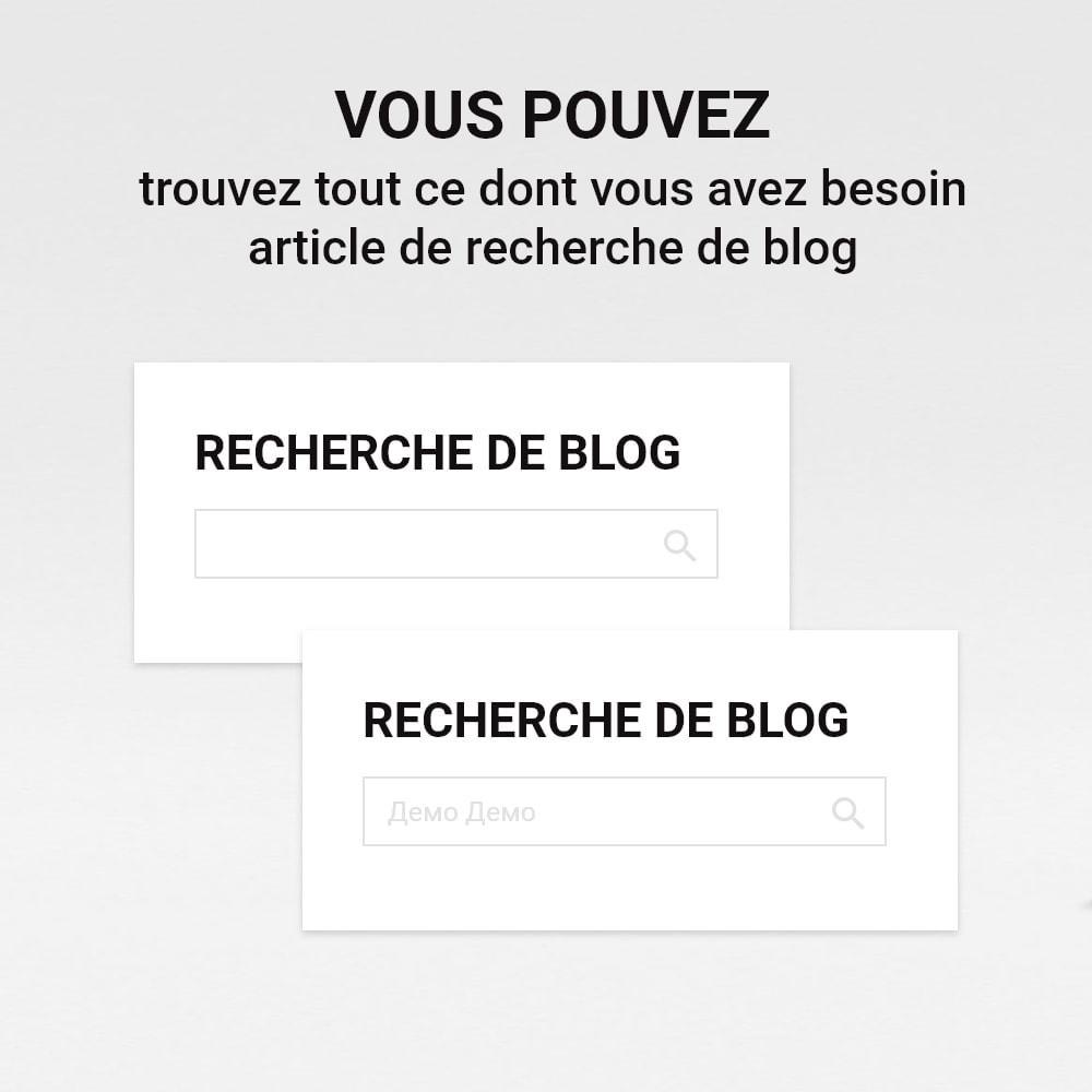 module - Blog, Forum & Actualités - Blog avec des histoires - 5