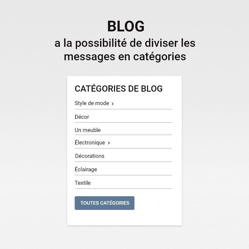 module - Blog, Forum & Actualités - Blog avec des histoires - 14