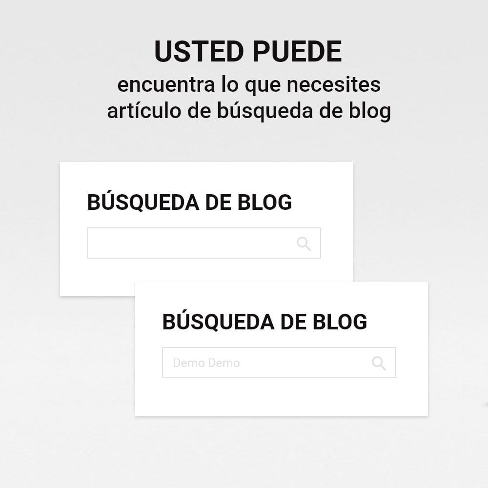 module - Blog, Foro y Noticias - Blog con historias - 5