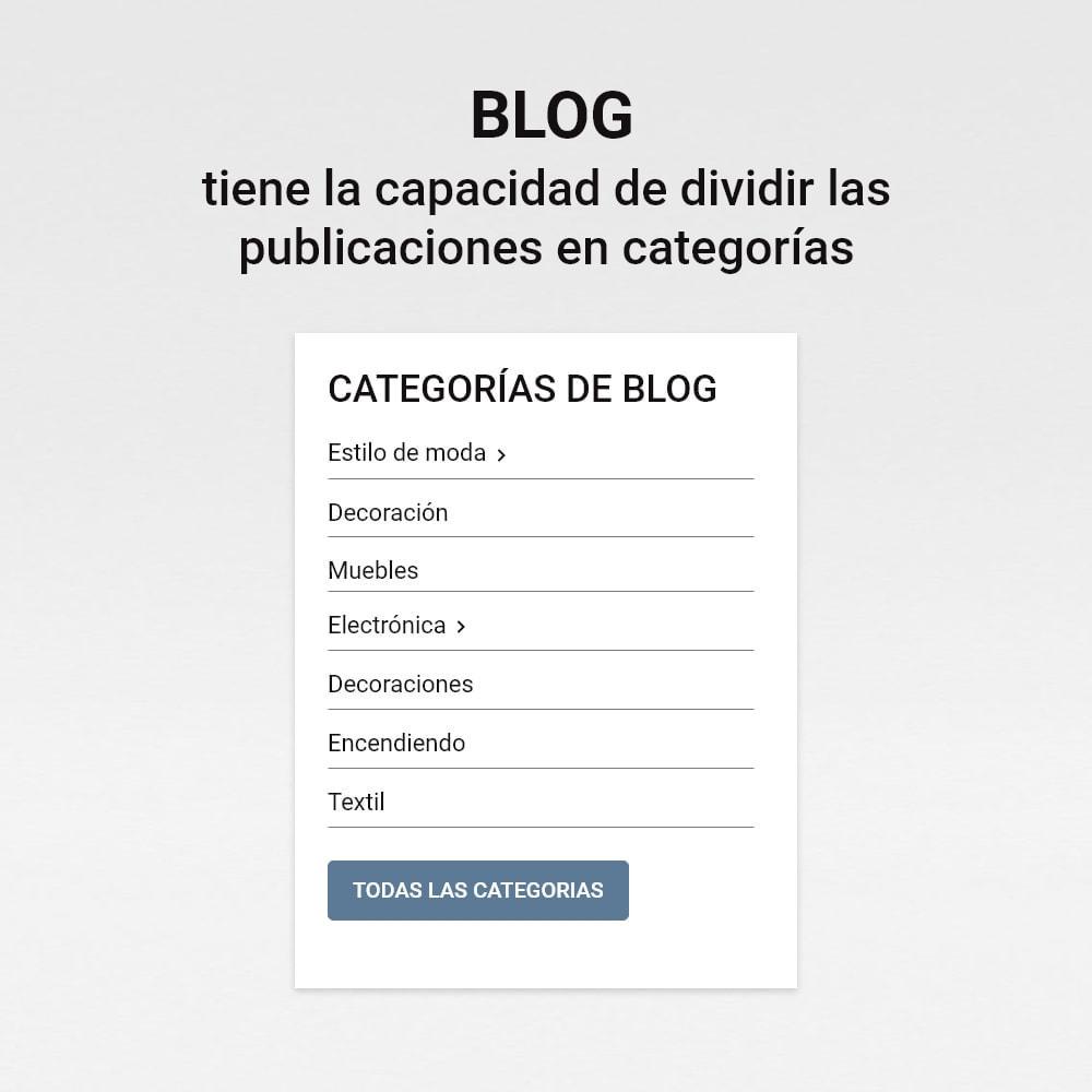 module - Blog, Foro y Noticias - Blog con historias - 14