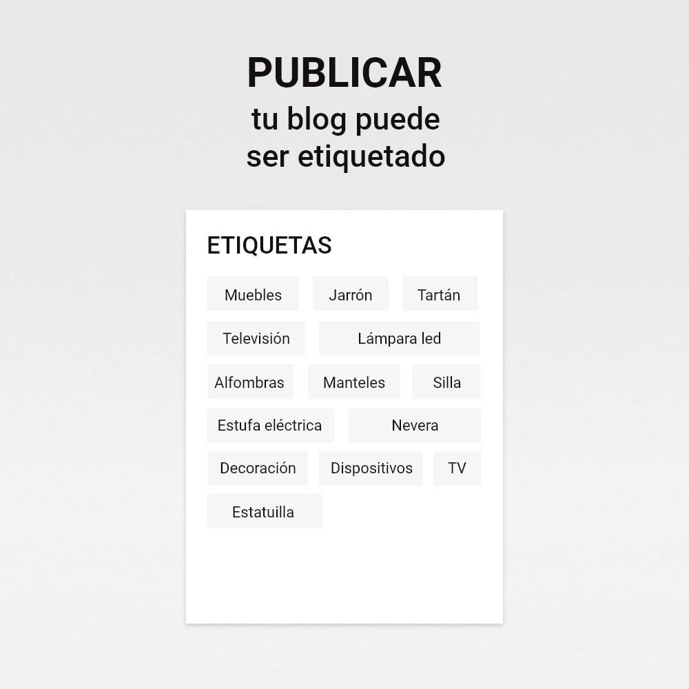 module - Blog, Foro y Noticias - Blog con historias - 15