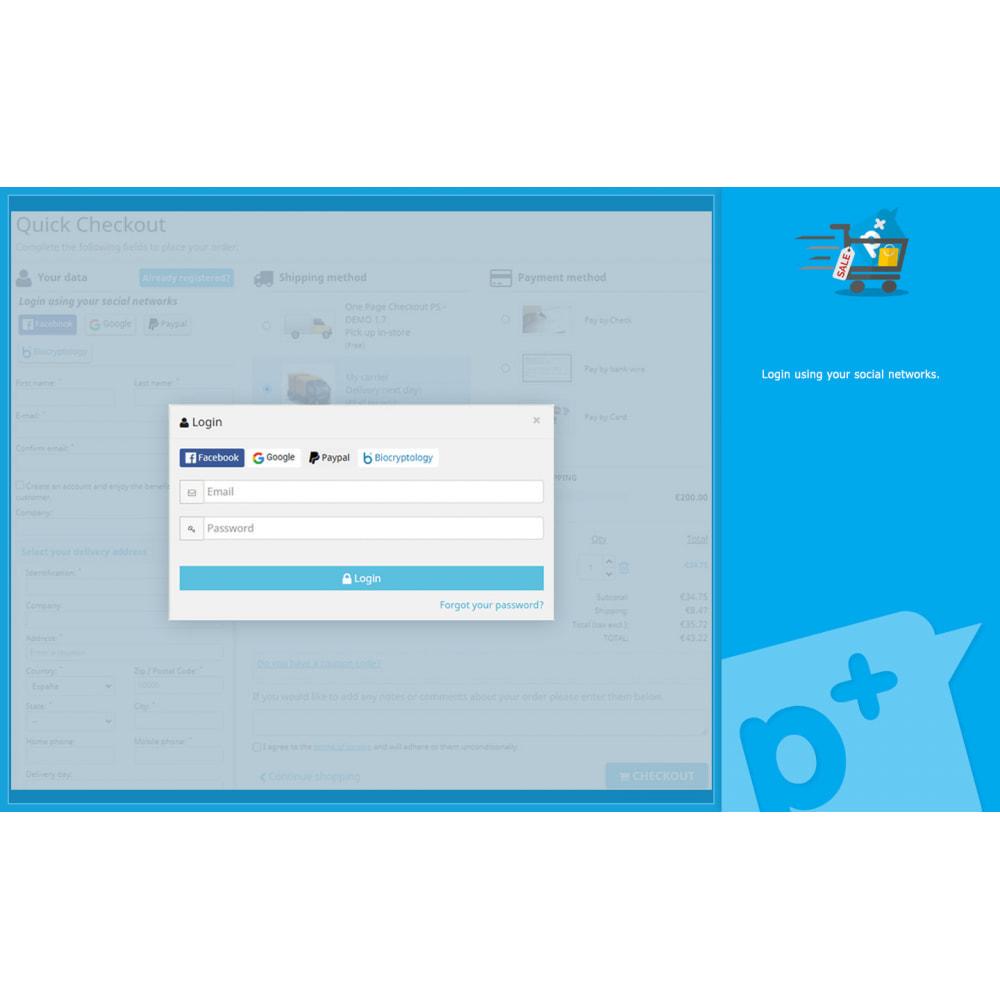module - Processo de pedido - One Page Checkout PS (Easy, Fast & Intuitive) - 7