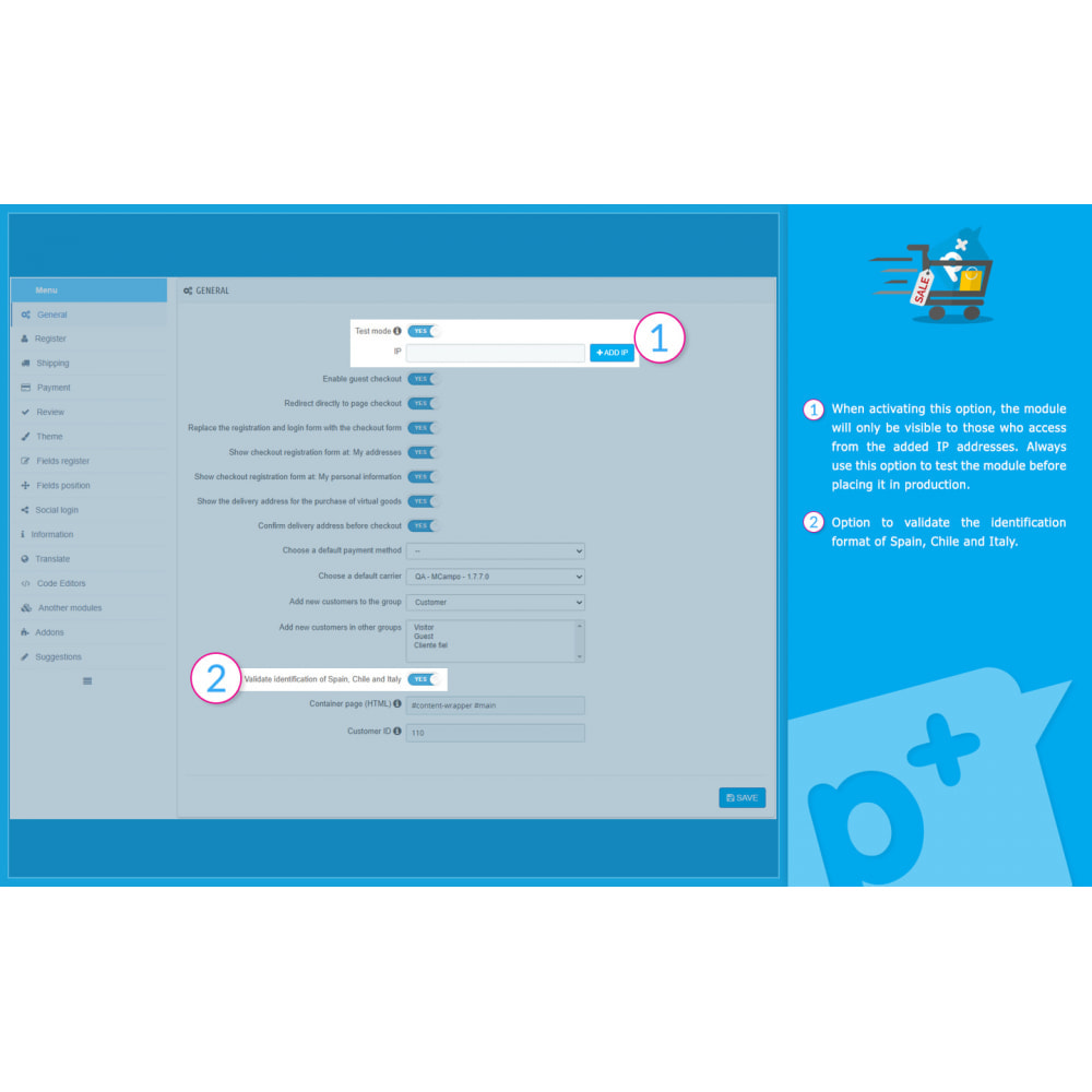 module - Processo de pedido - One Page Checkout PS (Easy, Fast & Intuitive) - 15