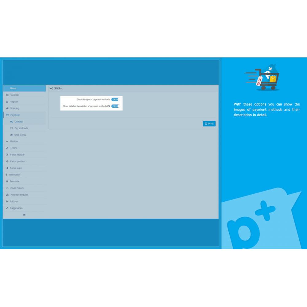 module - Processo de pedido - One Page Checkout PS (Easy, Fast & Intuitive) - 18