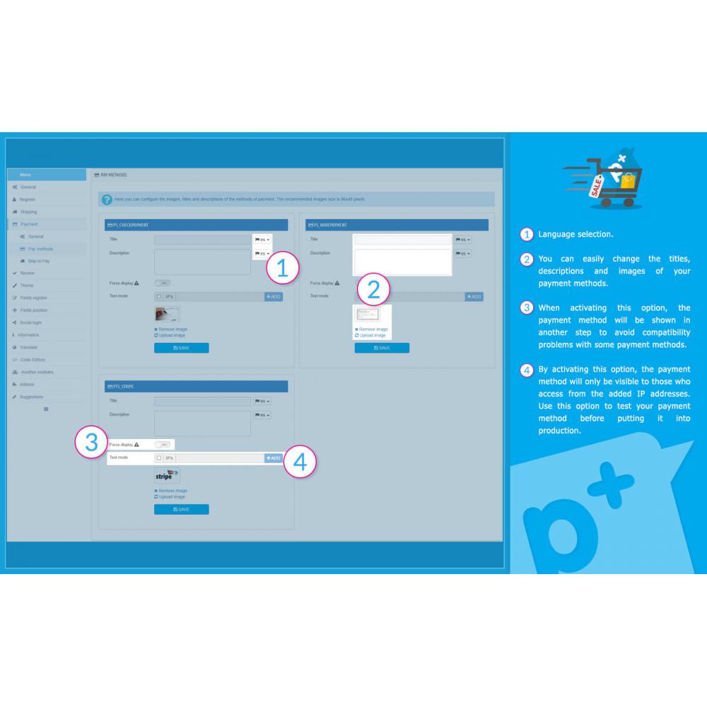 module - Processo de pedido - One Page Checkout PS (Easy, Fast & Intuitive) - 19
