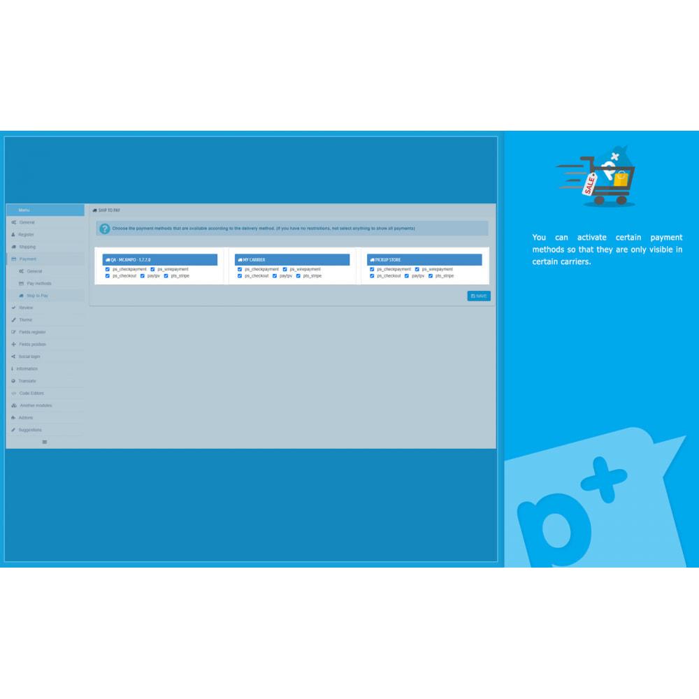 module - Processo de pedido - One Page Checkout PS (Easy, Fast & Intuitive) - 20