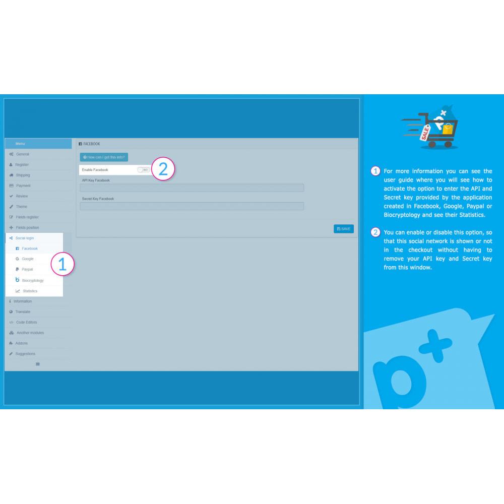 module - Processo de pedido - One Page Checkout PS (Easy, Fast & Intuitive) - 25