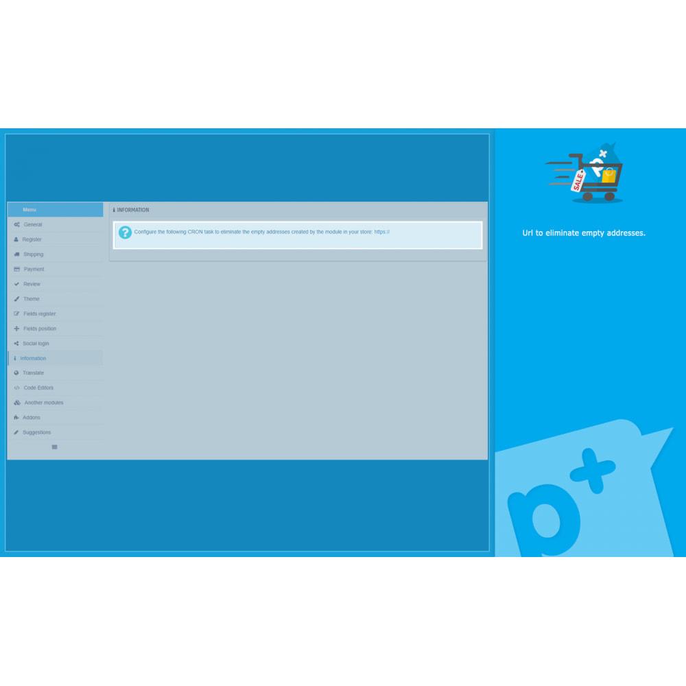 module - Processo de pedido - One Page Checkout PS (Easy, Fast & Intuitive) - 26