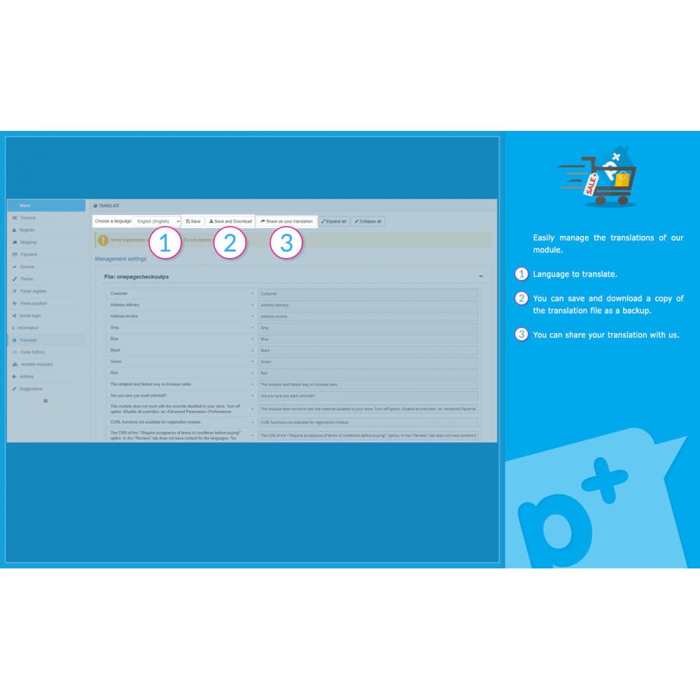 module - Processo de pedido - One Page Checkout PS (Easy, Fast & Intuitive) - 27