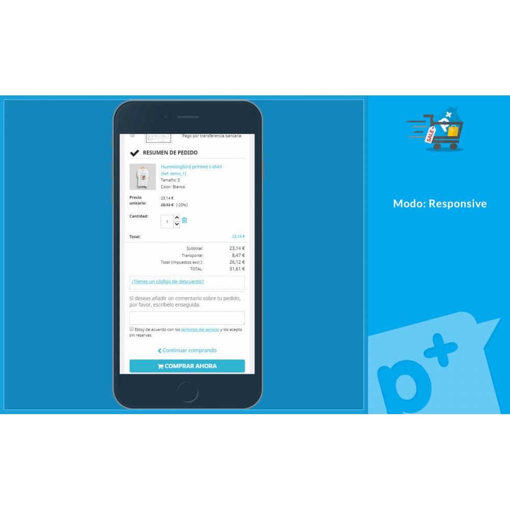 module - Proceso rápido de compra - One Page Checkout PS (Fácil, Rápido e Intuitivo) - 14