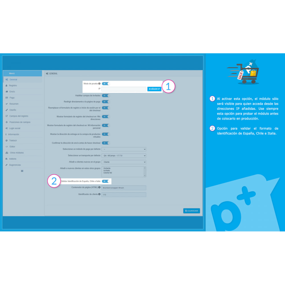 module - Proceso rápido de compra - One Page Checkout PS (Fácil, Rápido e Intuitivo) - 15