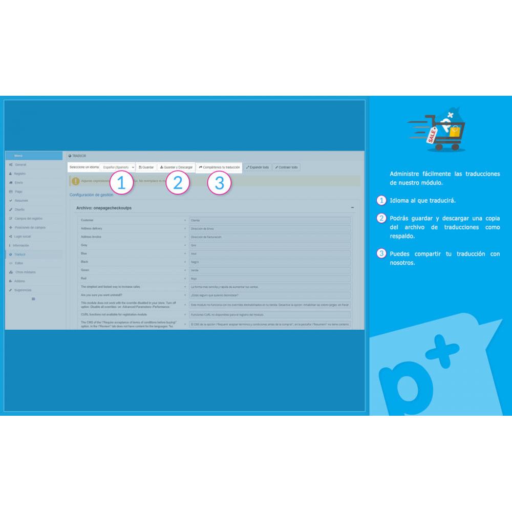 module - Proceso rápido de compra - One Page Checkout PS (Fácil, Rápido e Intuitivo) - 27