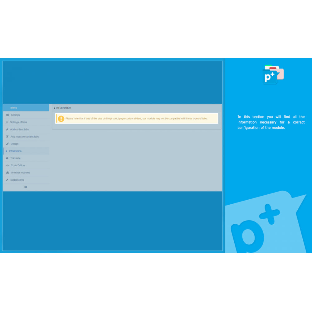module - Zusatzinformationen & Produkt-Tabs - Product Extra Tabs - Tabs additional information - 14