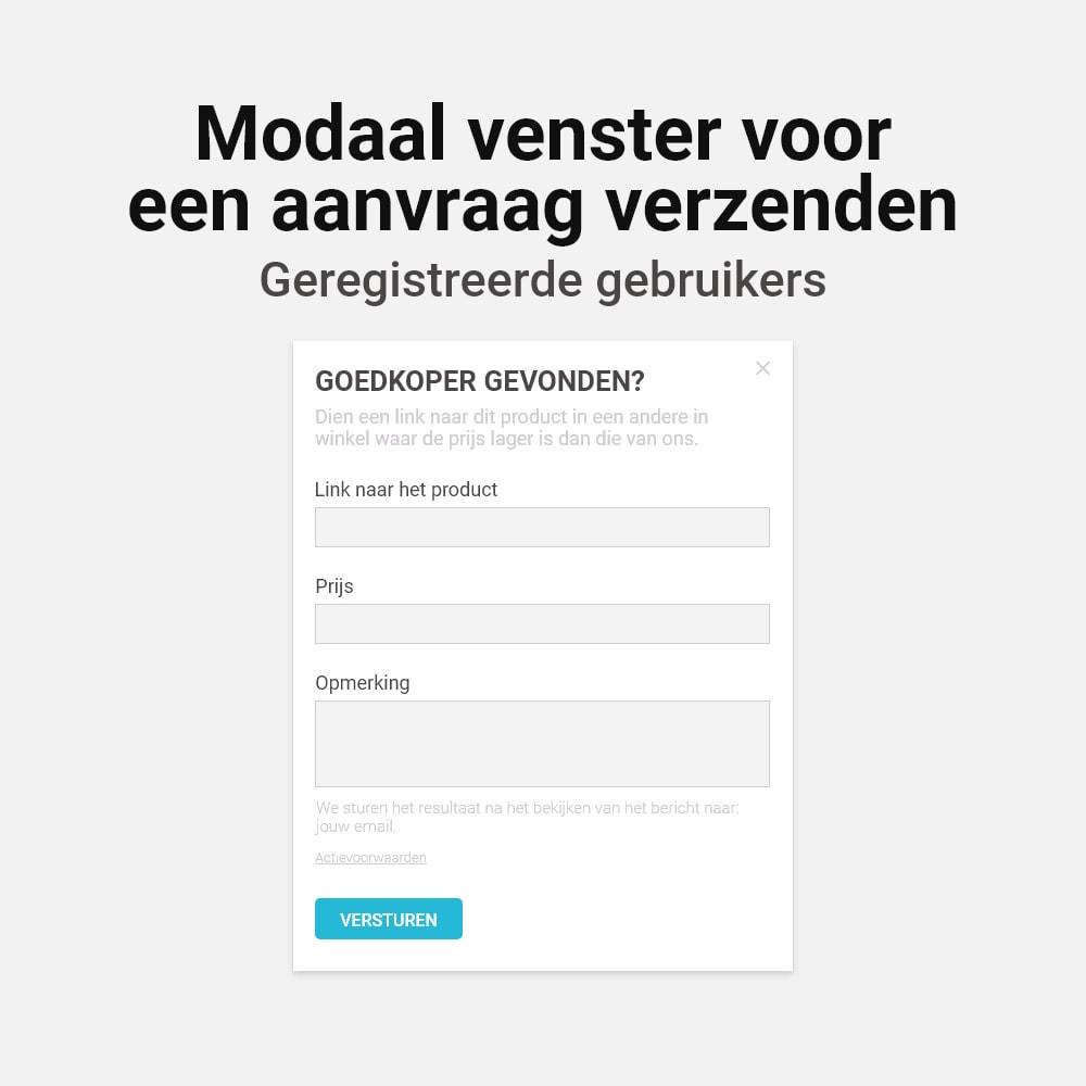 module - Prijsbeheer - Beste prijs garantie - 3