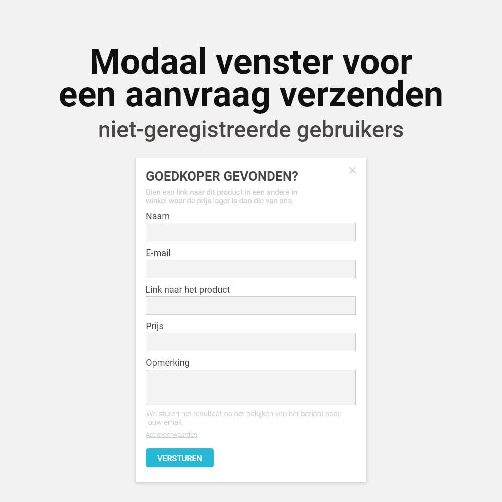 module - Prijsbeheer - Beste prijs garantie - 5