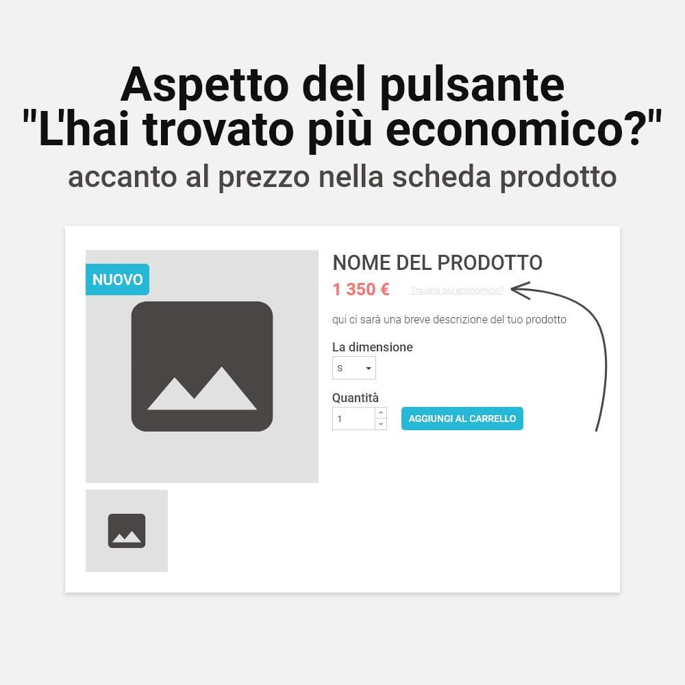 module - Gestione Prezzi - Miglior Prezzo Garantito - 2