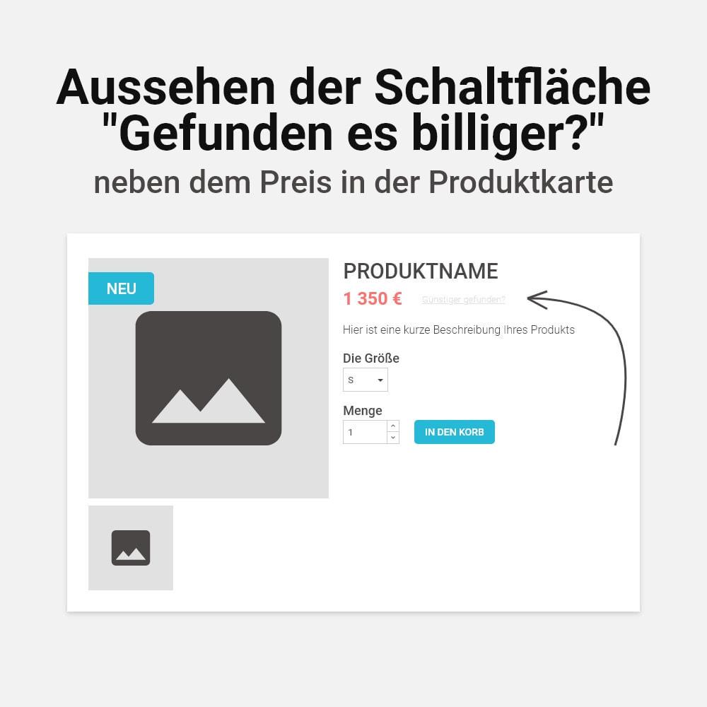 module - Preisverwaltung - Bestpreisgarantie - 2
