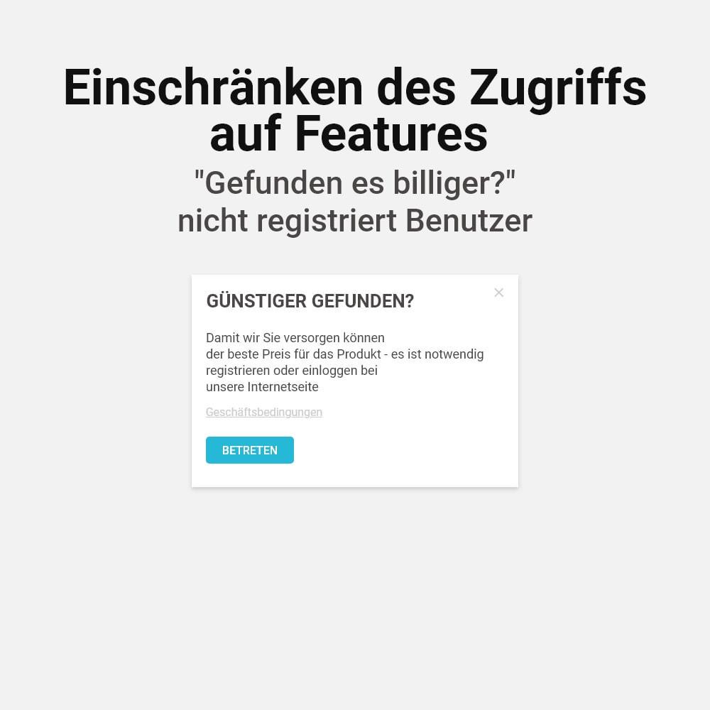 module - Preisverwaltung - Bestpreisgarantie - 4