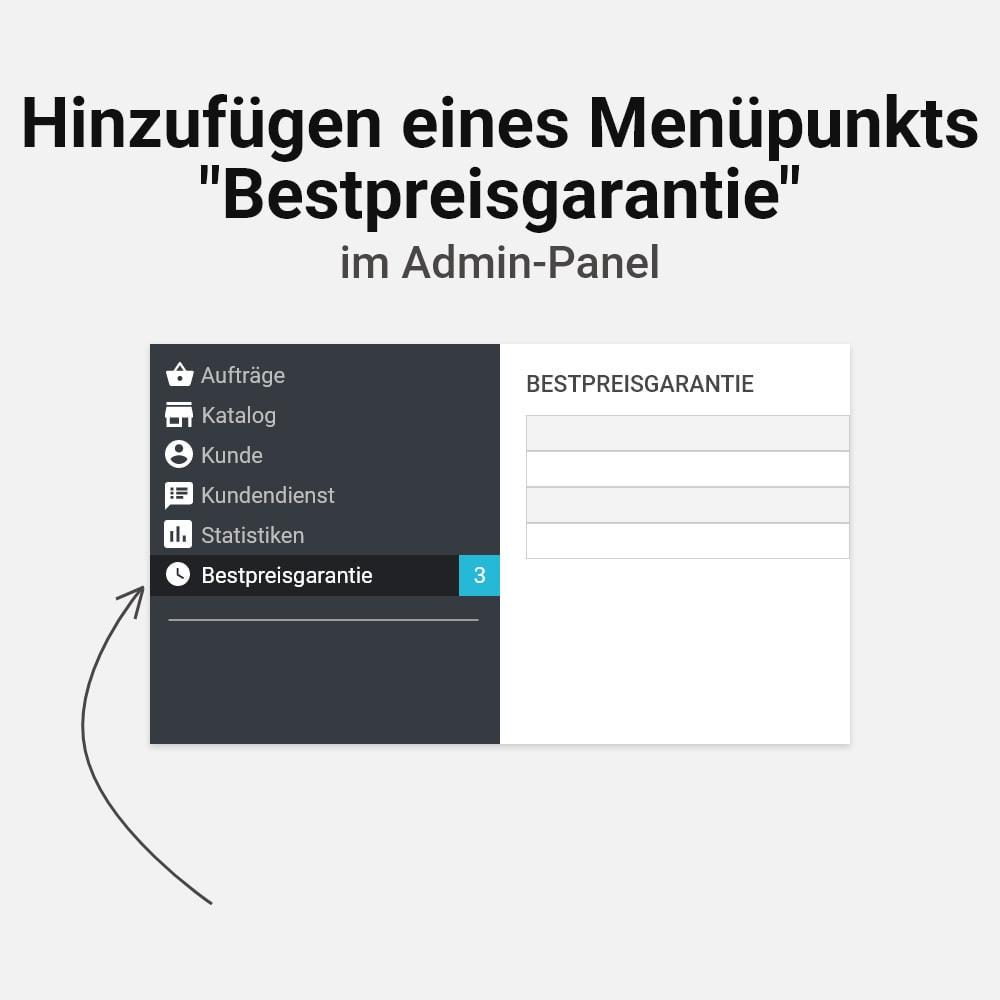 module - Preisverwaltung - Bestpreisgarantie - 6