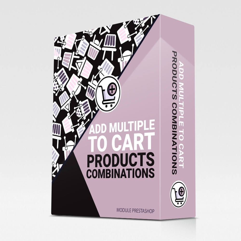 module - Page Customization - Add multiple to cart products combinations - 1