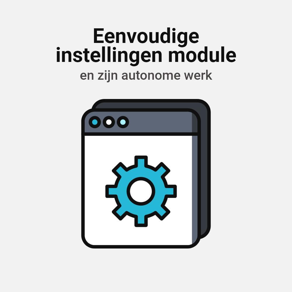 module - Personalisering van pagina's - Meerdere combinaties aan winkelwagen toevoegen - 5