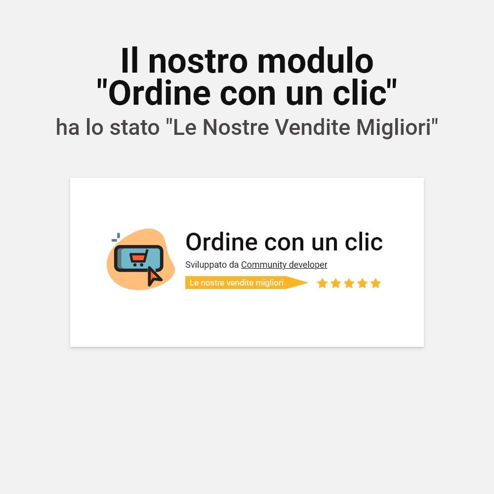 module - Express Checkout - Ordine con un clic - 13