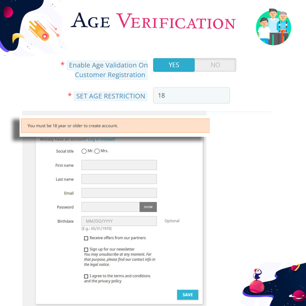 module - Администрация - Age Verification - 5